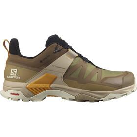 Salomon X Ultra 4 GTX Shoes Men, marrón/beige